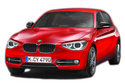 Concurrentes de la BMW SERIE 1 (F20 5 portes) 118i 170 ch