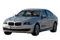 Concurrentes de la BMW SERIE 5 (F10 Berline) 530d 245ch