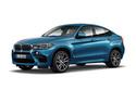 Concurrentes de la BMW X6 (F16) M V8 575 ch