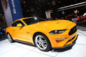 FORD MUSTANG restylée