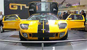 Salon de Detroit 2002 : FORD USA GT 40 concept