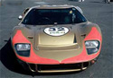 Le Mans Classic 2004 : FORD USA GT 40 Mk II