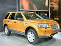 Mondial de l'automobile 2006 : LAND ROVER Freelander 2