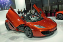 Mondial de l'Automobile 2012 : MCLAREN MP4-12C Spider