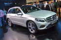 Salon de Francfort 2015 : MERCEDES GLC