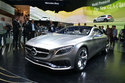 Salon de Francfort 2013 : MERCEDES Classe S Coupé Concept