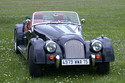 Essai MORGAN V6 roadster