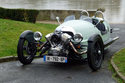 Essai MORGAN Three Wheeler