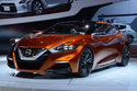 Salon de Detroit 2014 : NISSAN Sport Sedan Concept