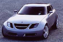 Salon de Francfort 2001 : SAAB 9X