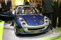 Mondial de Paris 2002 : SMART Roadster