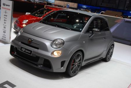 Photo ABARTH 695