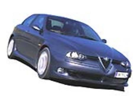 Fiche technique ALFA ROMEO 156 3.2 V6 24v GTA
