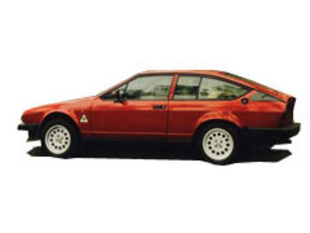 Fiche technique ALFA ROMEO GTV (916) 2.0 TS 150 ch