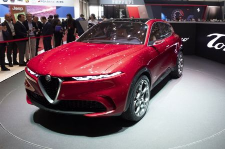 Photo ALFA ROMEO TONALE