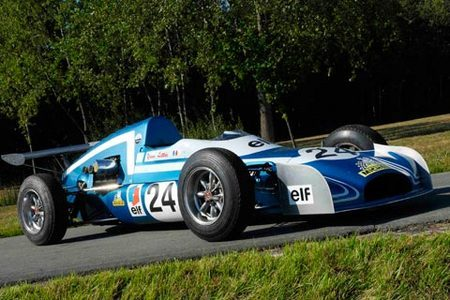 ALPINE A366 monoplace