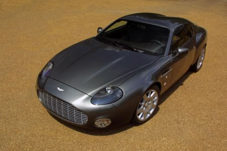 Photo ASTON MARTIN DB7