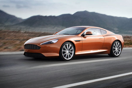 Fiche technique ASTON MARTIN VIRAGE (II) Coupé V12
