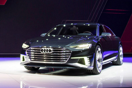 Fiche technique AUDI PROLOGUE Avant Concept