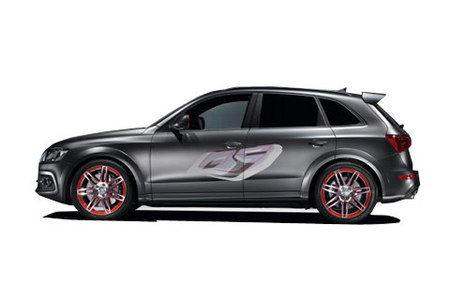 Fiche technique AUDI Q5 Custom Concept Wörthersee