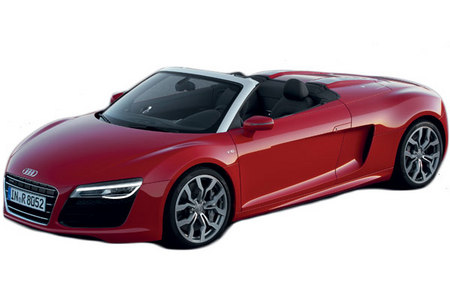 fiche technique audi r8 i spyder v10 5 2 fsi quattro s tronic 525ch motorlegend. Black Bedroom Furniture Sets. Home Design Ideas