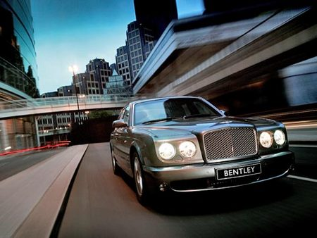 La Bentley Arnage