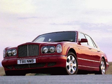 La Bentley Arnage Red Label