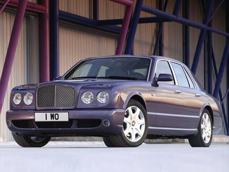 La Bentley Arnage T