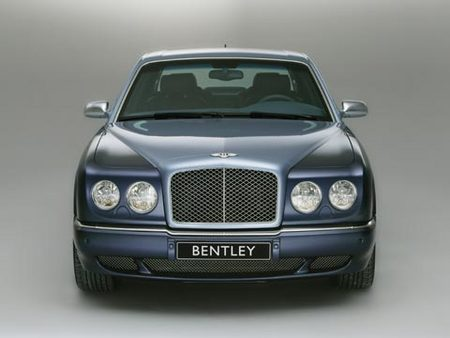 La Bentley Arnage R