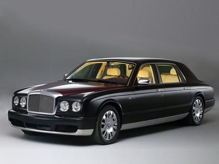 La Bentley Arnage Limousine