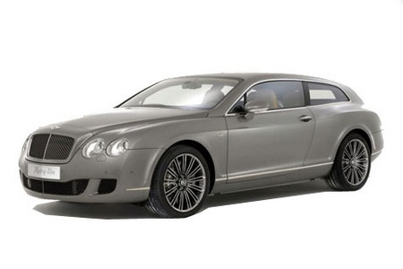 Fiche technique BENTLEY CONTINENTAL FLYING STAR by Touring