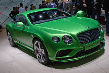 BENTLEY CONTINENTAL GT (II) Speed