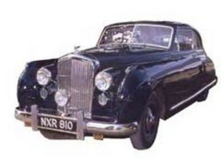 BENTLEY MARK VI James Young