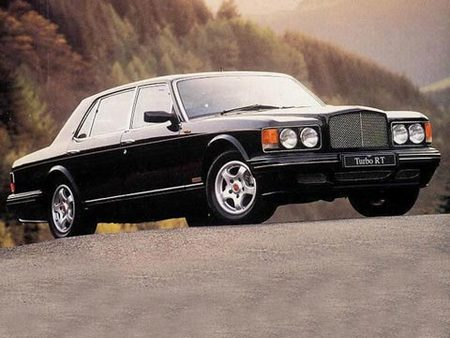 La Bentley Muslanne Turbo RT