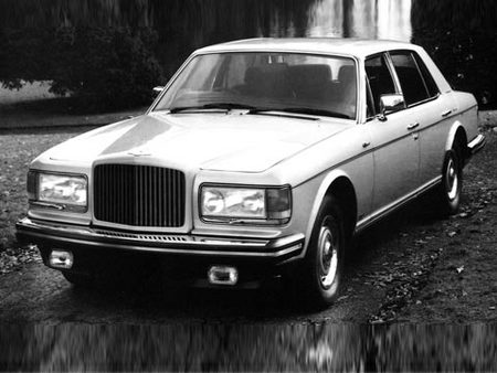 La Bentley Mulsanne Turbo