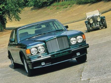La Bentley Brooklands