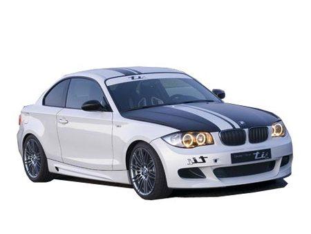 Fiche technique BMW CONCEPT 1 SERIES TII Concept