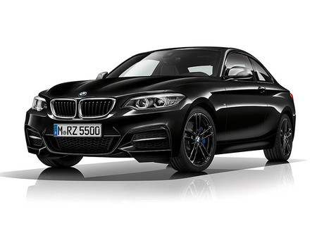 Fiche technique BMW SERIE 2 (F22 Coupé) M240i 340 ch