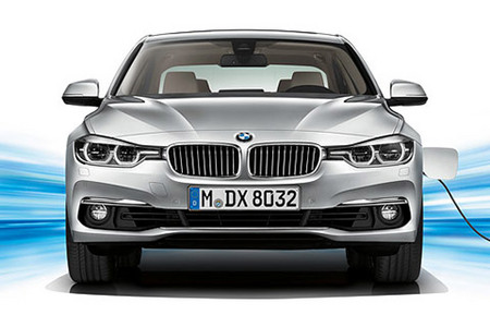 Fiche technique BMW SERIE 3 (F30 Berline) 330e 252 ch