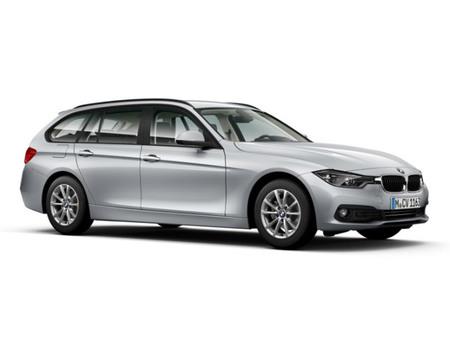 Fiche technique BMW SERIE 3 (F31 Touring) 320d 190ch