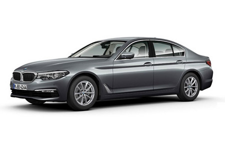 Fiche technique BMW SERIE 5 (G30 Berline) 540i xDrive 340 ch