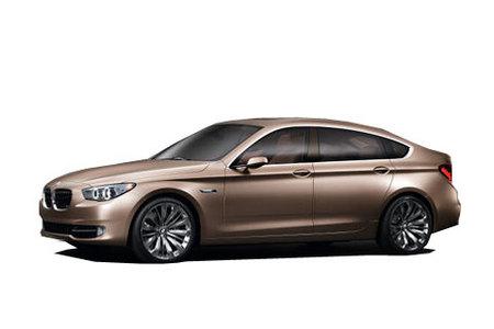 Fiche technique BMW SERIE 5 Gran Turismo Concept