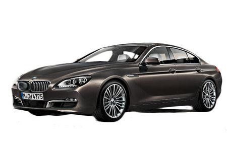 Fiche technique BMW SERIE 6 (F06 Gran Coupé) 640d 313 ch