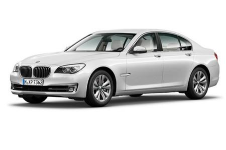 Fiche technique BMW SERIE 7 (F01) 740d xDrive 313 ch