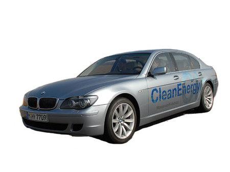 Fiche technique BMW SERIE 7 (F01) 760 Hydrogen 7