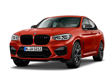 BMW X4 (F26) M Competition 510 ch