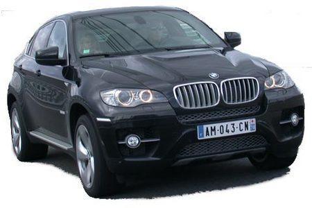 Fiche technique BMW X6 (E72 ActiveHybrid) ActiveHybrid