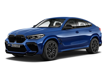 BMW X6 (G06) M Competition V8 4.4 625 ch