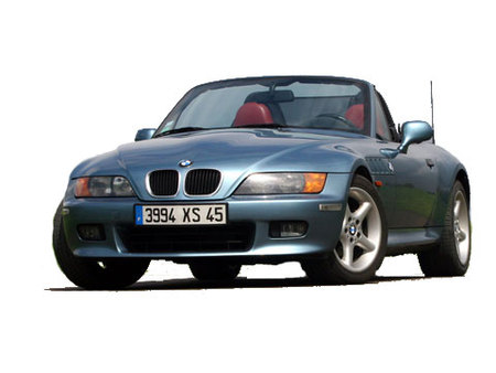 Fiche technique BMW Z3 (E36) 2.8i Roadster 193ch