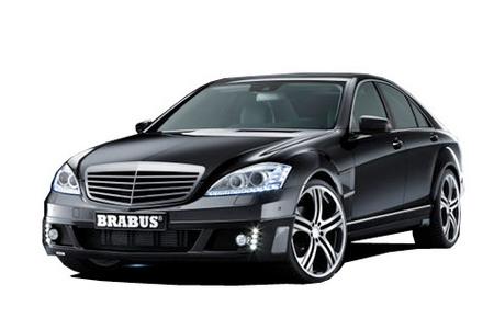 Fiche technique BRABUS S V12 R